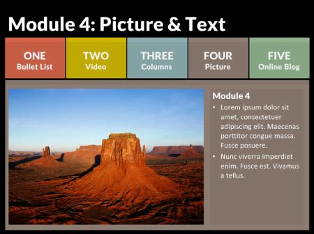 powerpoint interactive templates speed up your interactive e learning with these free
