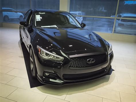 infiniti q50 blacked out blacked out q50 at sheehy infiniti of annapolis stillen