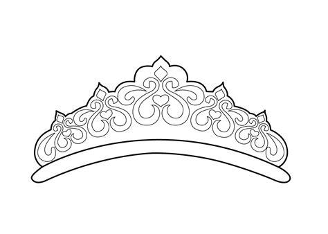crown princes coloring coloring