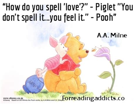 how do you spell comfortably 10 pearls of wisdom from winnie the pooh for reading addicts