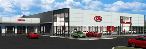 Kia Used Dealership Featured Project Cable Dahmer Kia Harmon Construction