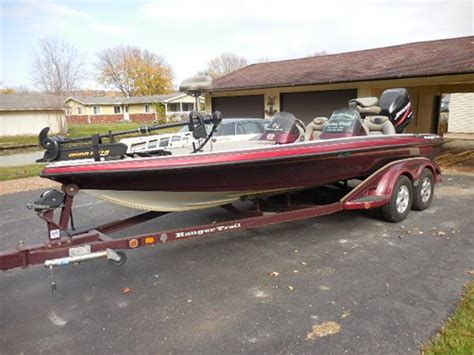 ranger bass boats for sale michigan 1989 ranger boats for sale in howell michigan