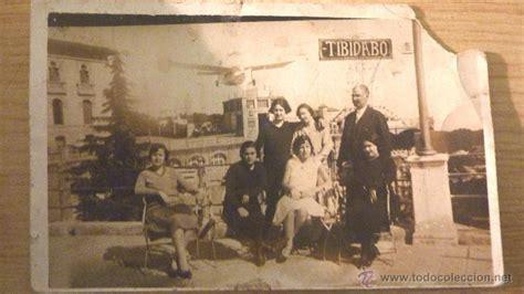 imagenes antiguas rotas antigua postal el tibidabo parque atracciones comprar