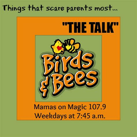 Things Most Talking About by Mamas On Magic 107 9 Tips For The Talk