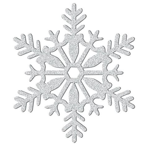 snowflake clipart silver snowflake pencil and in color