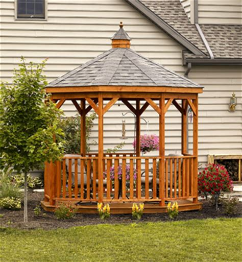 Gazebo Kits Cheap Gazebos For Sale Gazebo In A Box Amish Country Gazebo