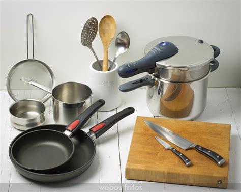 utensilios que no pueden faltar en la cocina