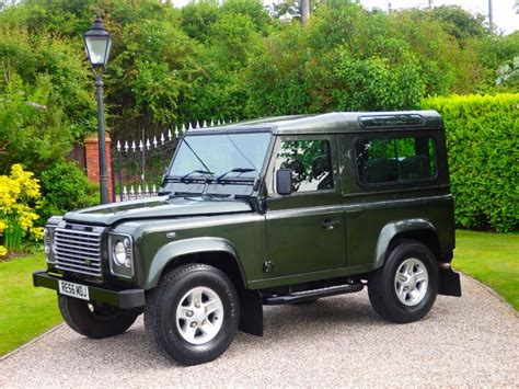 green land rover defender used tonga green land rover defender for sale essex