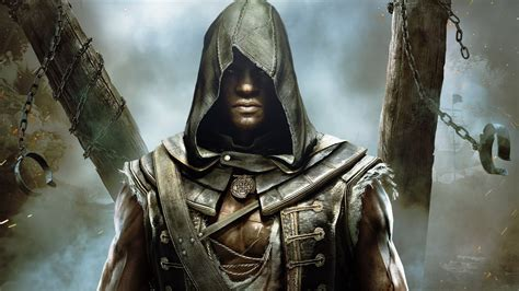 Kaos Fullprint Assassin S Creed ign reviews assassin s creed 4 freedom cry review