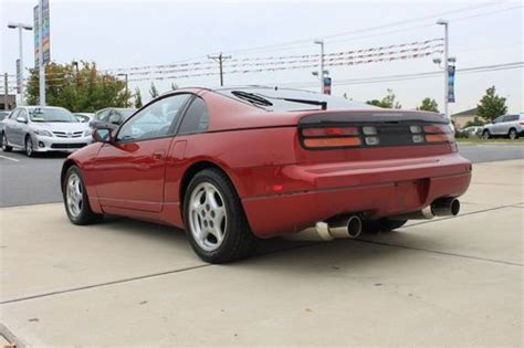 how to sell used cars 1994 nissan 300zx user handbook sell used super clean 1994 nissan 300zx t tops 5 spd in new castle delaware