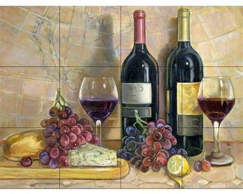 wine themed home decor wine themed d 233 cor for kitchens hubpages