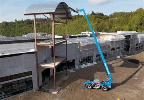 cal west rentals  genie  high reach forklift rentals