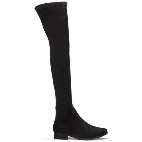 1000 ideas about black knee boots on