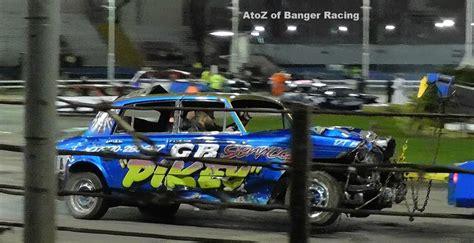 pikey  steve bailey     banger racing