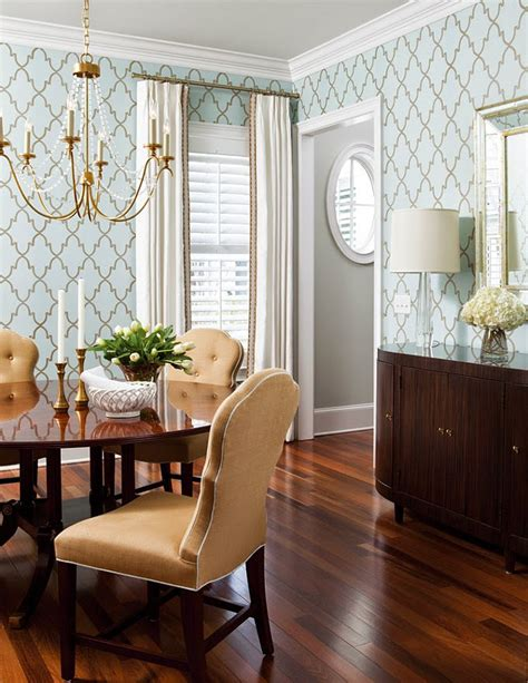 Wallpaper Dining Room Ideas Interior Design Ideas Home Bunch Interior Design Ideas