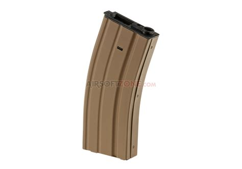 Mag M4 Hicap Gg magazine m4 hicap 300rds desert aps aeg hicap magazines guns accessories airsoftzone