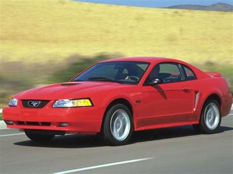 Mustang 2 Years by Mustangs Through The Years Ford Mustang Through The