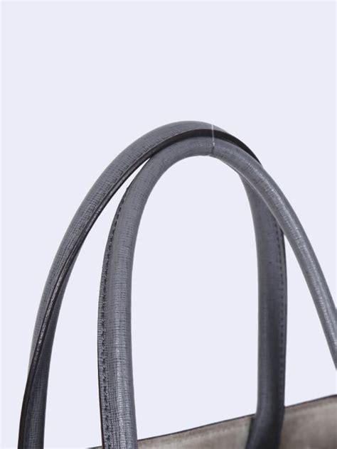 Fendi Shopper fendi 2jours calf leather shopper bag grey luxury bags