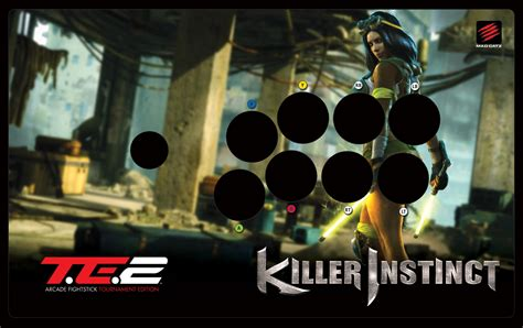 mad catz te2 template mad catz tournament edition 2 killer instinct fightstick