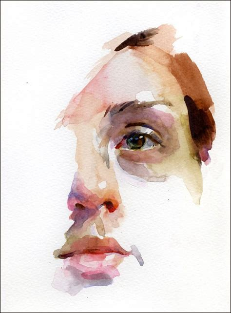 tutorial watercolor portrait 17 best images about watercolor by stan miller on