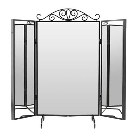 tischspiegel mit beleuchtung karmsund table mirror ikea