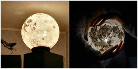 Kitchen Lamp Ideas by Enjoy Full Moon Every Night With These Lamps From Pulsar