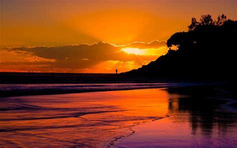 beautiful orange beautiful orange sunset hd wallpaper 1492749