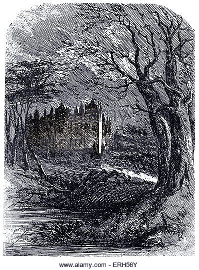 charles dickens bleak house bleak house charles dickens illustration stock photos bleak house charles dickens