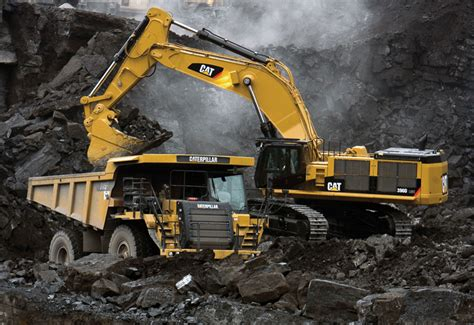 Miner L by Cat Launches New Excavator In To Mena Region