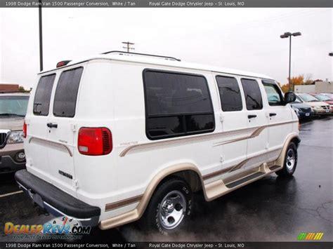 online auto repair manual 1998 dodge ram van 1500 electronic valve timing 1998 dodge ram van 1500 passenger conversion white tan photo 3 dealerrevs com