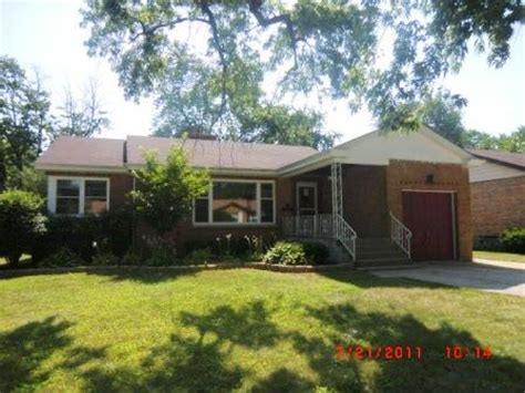 18527 marshfield ave homewood illinois 60430 reo home