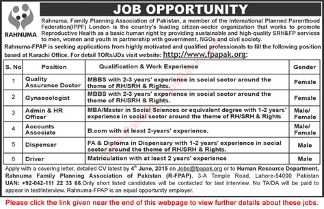 Mba In Pakistan Salary by Vacancies For Mba Hospital Administration Dizijobs