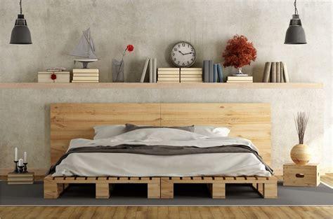 etagere table de nuit pas de place pour un chevet 5 astuces pour remplacer une