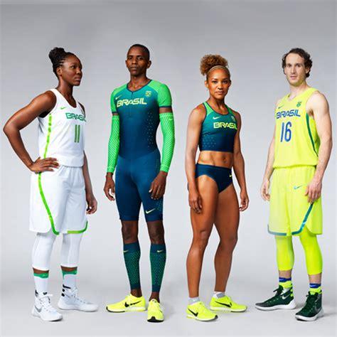 os times que mas deve no brasil 2016 brasil ter 225 uniforme que faz atletas serem mais r 225 pidos na