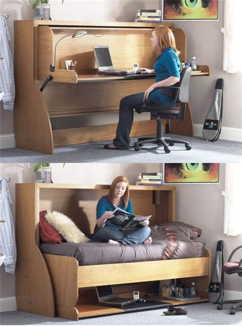 space saving desk bed the study bed offices vancouver and everything