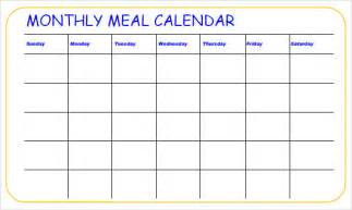 sample meal planning 10 documents in pdf word