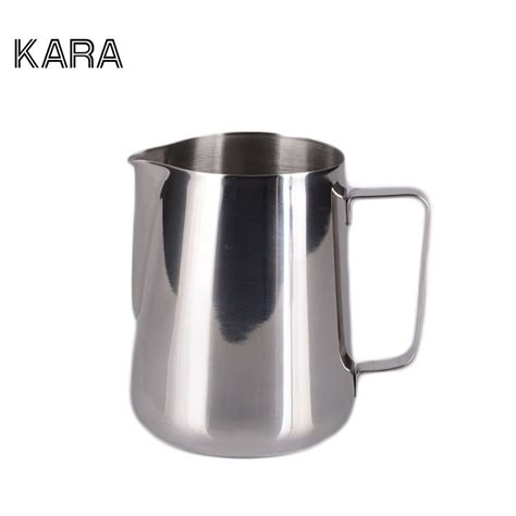 Stainless Steel Pitcher 600ml by Stainless Steel Pitcher 150ml 350ml 600ml Sizes
