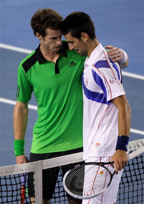 Novak Djokovic vs. Andy Murray, 2011 Australian Open Men?s