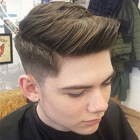 long thick hair styles with side part 40 latest side parted men s hairstyles