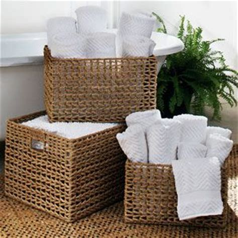 1000 ideas about towel basket on nautical