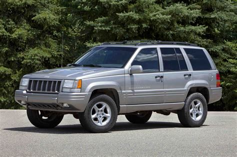 old jeep grand cherokee 1998 jeep grand cherokee first generation grand cherokee