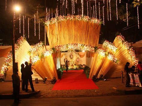 Weddings at Parsi Gymkhana Dadar   Venue Decoration   Jess