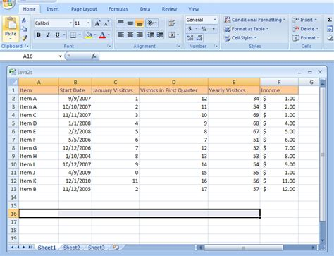 tutorial excel database 2007 copy data using the clipboard clipboard 171 editing