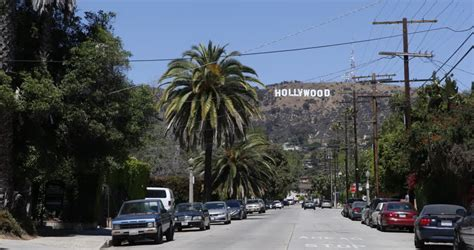 hollywood sign from street 1 jpg