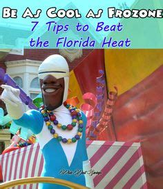 How To Beat Light Ticket Florida by 7 Tips To Beat Florida Heat At Disney World Disney Money