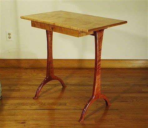 Shaker Writing Desk Plans by Shaker Writing Desk By Schwingding Lumberjocks Woodworking Community