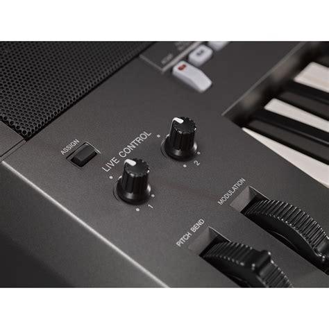 Keyboard Yamaha S770 yamaha psr s770 171 keyboard
