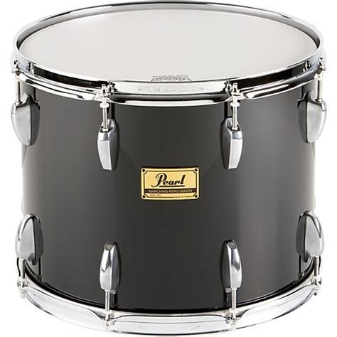 Drum White No Brand 18 pearl maple traditional tenor drum with chionship lugs