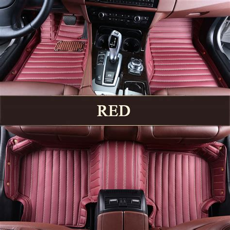 Dodge Journey Floor Mats All Weather by