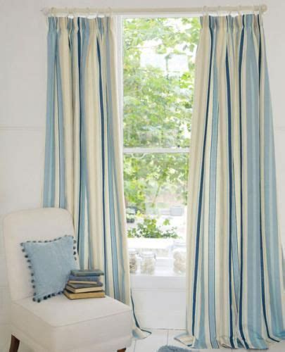 Blue Stripe Curtains Best 25 Blue Striped Curtains Ideas On Striped Curtains Baby Curtains And Navy And
